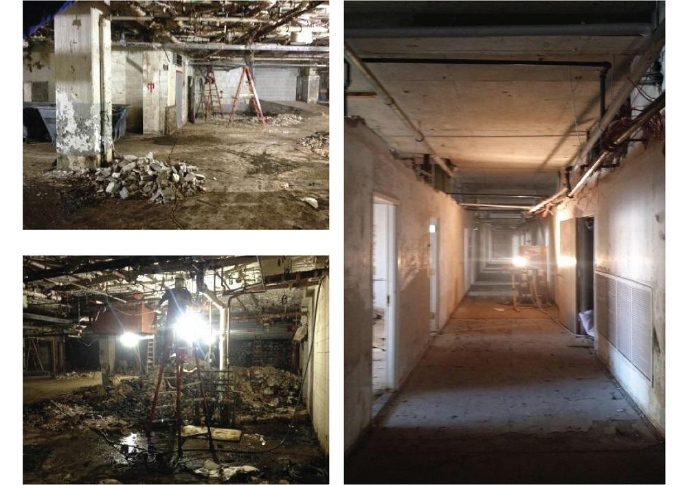 Hình ảnh xây dựng của chung cư Belmont (2)