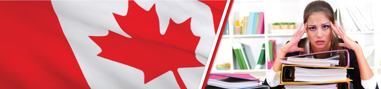 Ghi chú nội bộ Canada