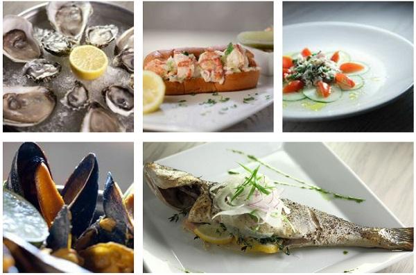 Hào, trai,… là những món ăn hấp dẫn thực khách nhiều nhất tại Flex Mussels