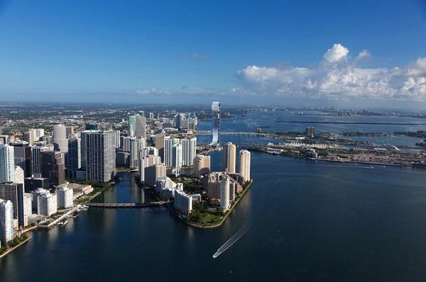 Một góc của thành phố Miami xinh đẹp