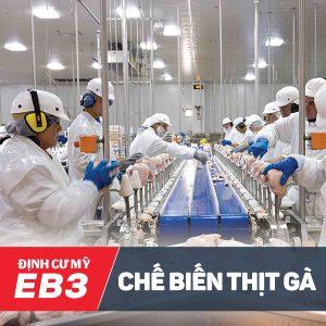 eb3 chế biến gà