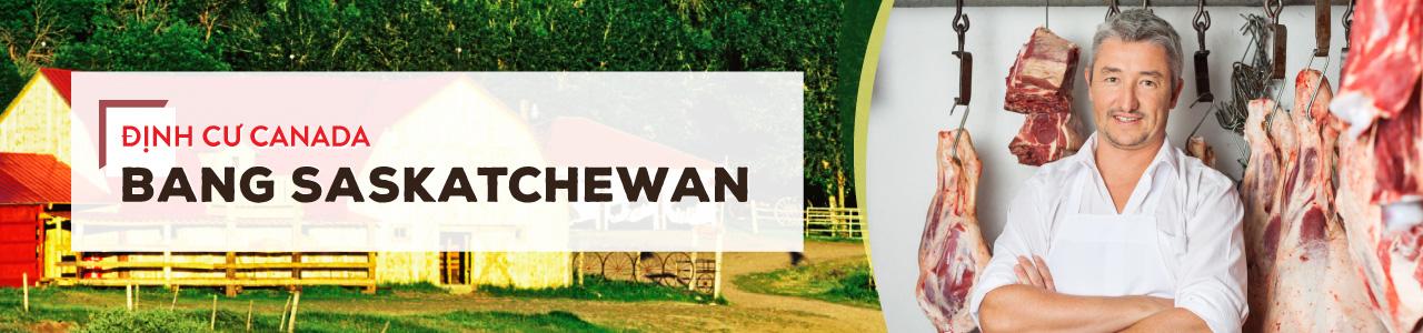 Định cư canada bang Saskatchewan