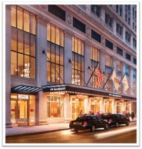 Khách sạn marriott tổng quan