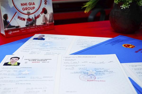 Công văn chấp thuận sử dụng lao động nước ngoài
